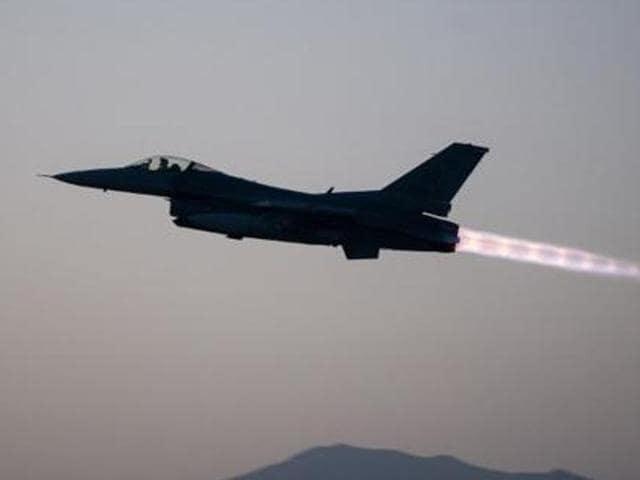 US-Pakistan F-16 deal