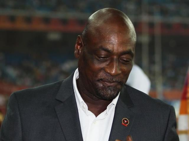 Sir Viv Richards criticised the ICC's warning for West Indies' celebration in the World T20 final, saying the governing body had different rules for India and Darren Sammy's West Indies team.