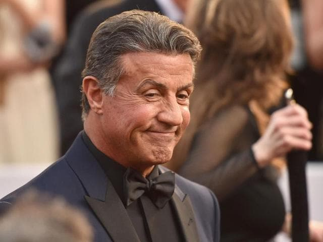Sylvester Stallone attends the 88th Annual Academy Awards at Hollywood & Highland Center on February 28, 2016 in Hollywood, California.