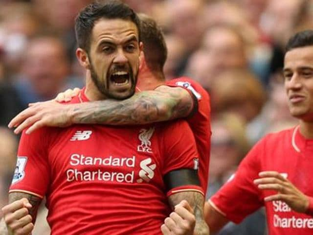 A file photo of Liverpool's English footballer Danny Ings.
