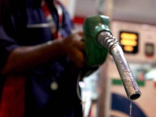 VAT on petrol