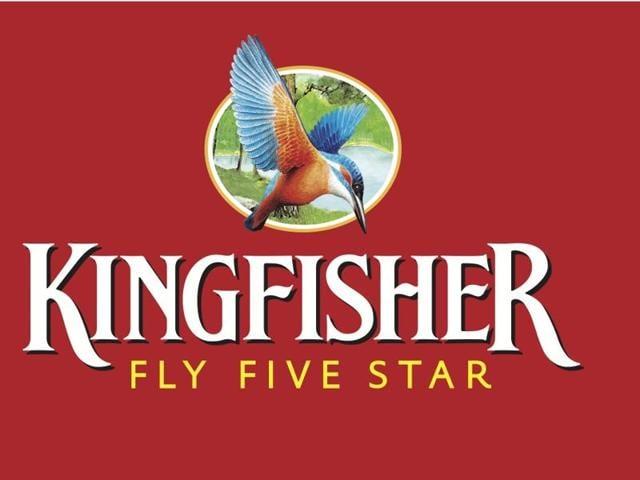 Kingfisher logo,Fly with Good Times,Vijay Mallya