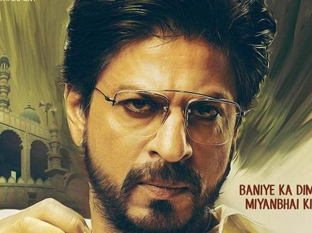Ahmedabad civil court judge issued notices to Red Chillies Entertainment Private Limited, Khan's production house, and co-producers Excel Entertainment and Rahul Dholakia Productions.
