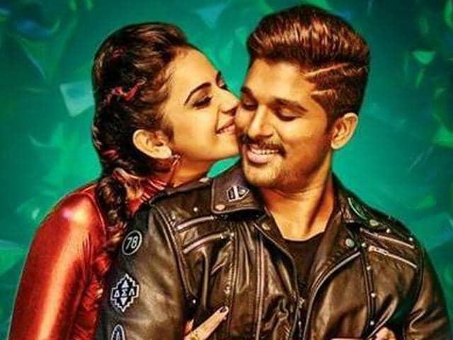 sarrainodu bo allu arjun s film makes rs 72 crore in its first week