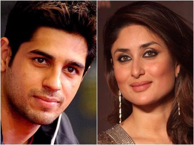 Kareena Kapoor Khan,Sidharth Malhotra,Instagram