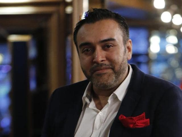Restaurateur Zorawar Kalra feels that attaching his father's name to anything gives it instant credibility.