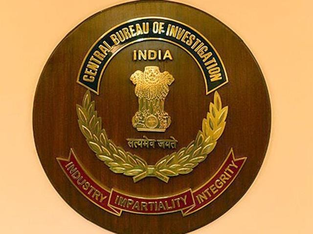 Dismissing the Congress' charge of slowdown in the AgustaWestland chopper deal probe under the NDA regime, Union Law Minister D V Sadananda Gowda on Friday said CBI was saddled with many pending cases and that the government could only request it to speed up.