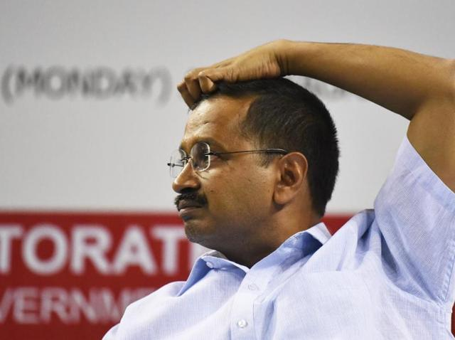 In a series of tweets on Thursday, AAP leader Kejriwal had dared the BJP to arrest Sonia Gandhi.