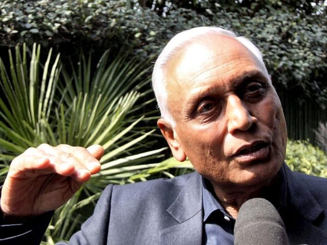 Tyagi arrived at CBI headquarters at around 10 AM for questioning.