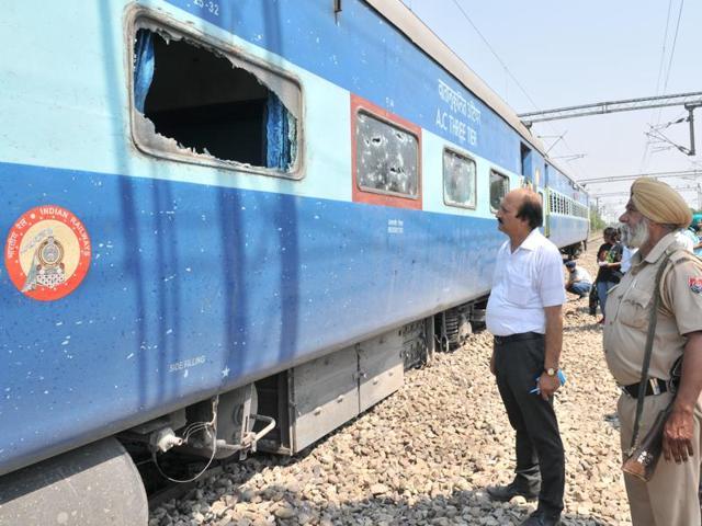 Jammu Tavi-Jaipur Express