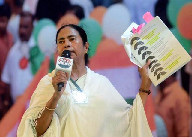 Mamata Banerjee appears to have sensed the shift in momentum and has softened her usually belligerent tone.