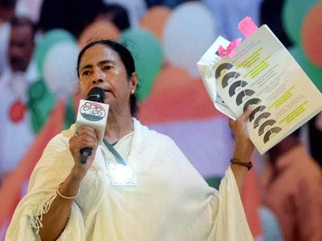 Trinamool supremo Mamata Banerjee will also try her luck during the fifth phase of the West Bengal assembly polls on Saturday.