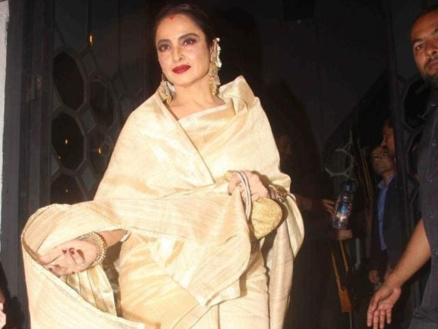Actress-turned-MP Rekha was approached to promote tourism in Bihar.