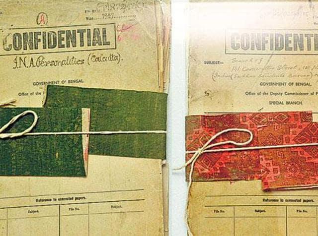Netaji files,Netaji Subhas Chandra Bose,Netaji memorial