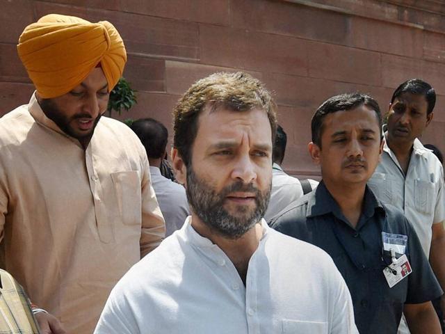 Rahul Gandhi,Sushma Swaraj,AIIMS