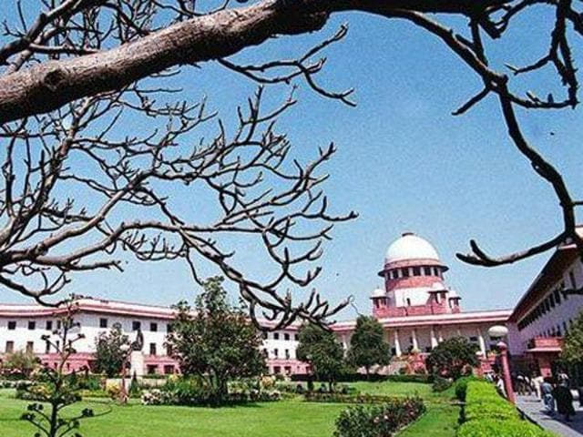Supreme Court of India suggested BCCI to cap the age of its office bearers to 70 years, as per Lodha Panel's recommendations.(HT file photo)