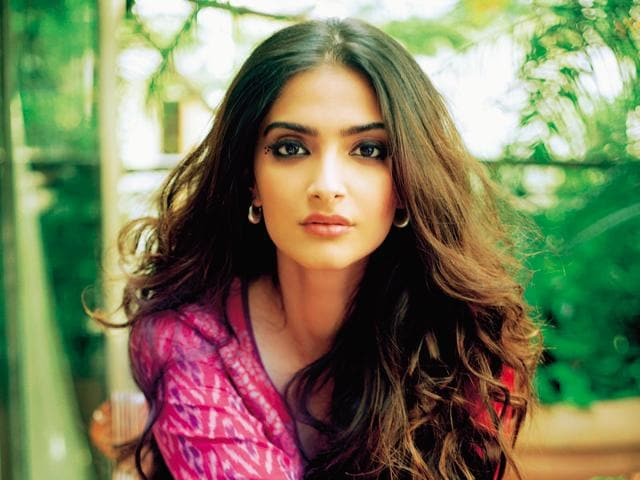 Junk food perks up actress Sonam Kapoor when she is feeling low