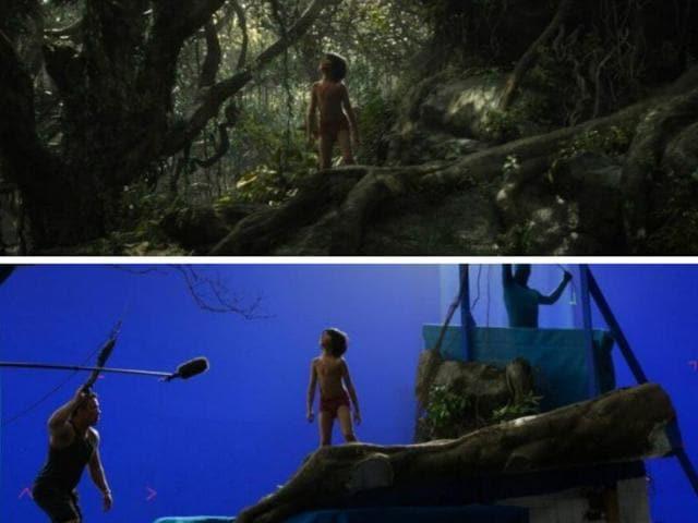 Jungle Book,The Jungle Book,Jungle Book Effects