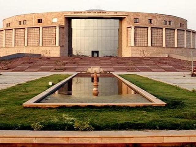 A first-year student at the Gautam Buddha University in Greater Noida has accused a professor of asking for sexual favours in return for clearing attendance.