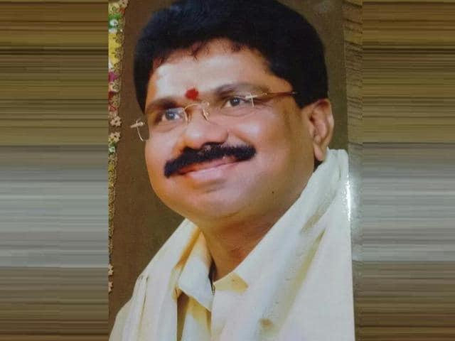 Andhra transport dept official arrested