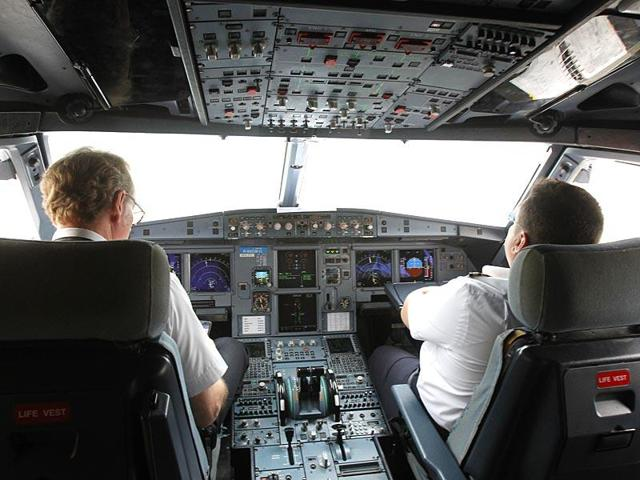 As per air safety rules of the DGCA, no other person is allowed entry into the cockpit other than the DGCA officials or persons nominated by it.
