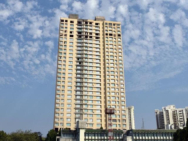 In January 2011, MoEF declared the 31-storey structure as illegal .