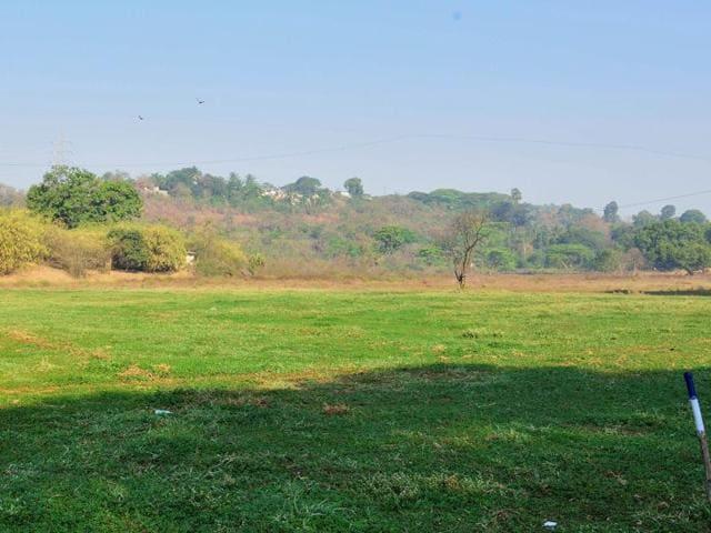 Green space,Aarey Colony,Tribal settlements