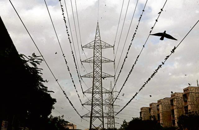 Delhi power
