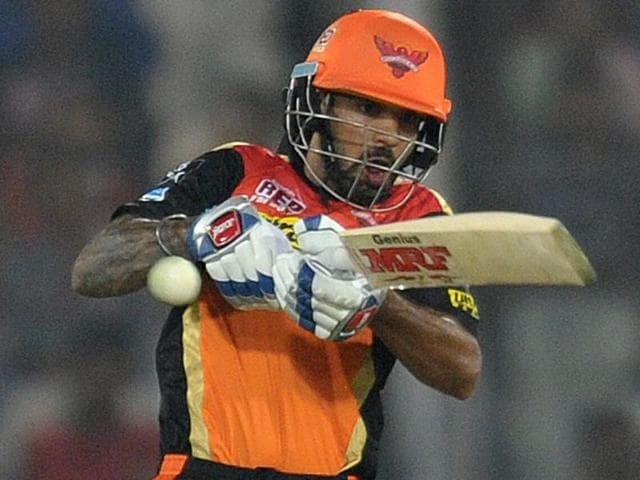 Shikhar Dhawan and David Warner have been carrying the load of the team for long. So when the two click, Sunrisers need not worry.