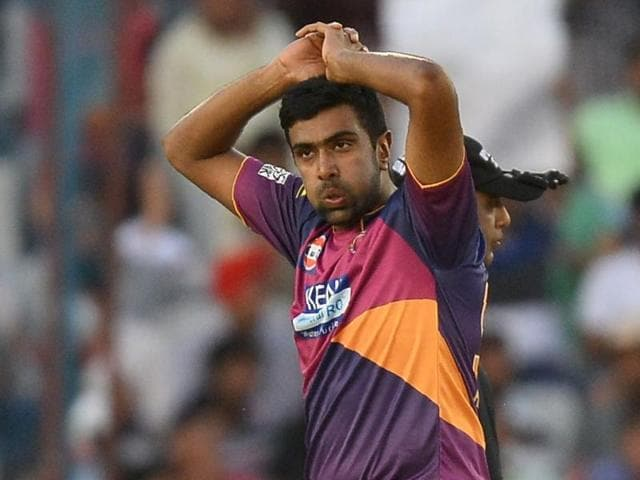 What is hurting Rising Pune the most is the poor form of Ravichandran Ashwin.
