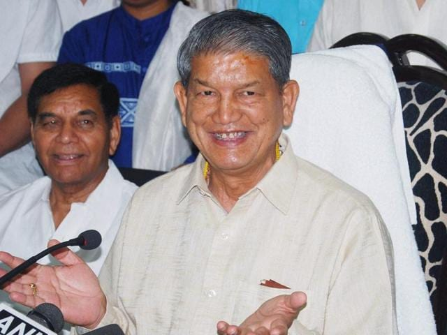 The Harish Rawat government plunged into crisis after nine of his lawmakers sided with the BJP when the assembly was debating the money bill. This subsequently led to imposition of President's rule in the state.