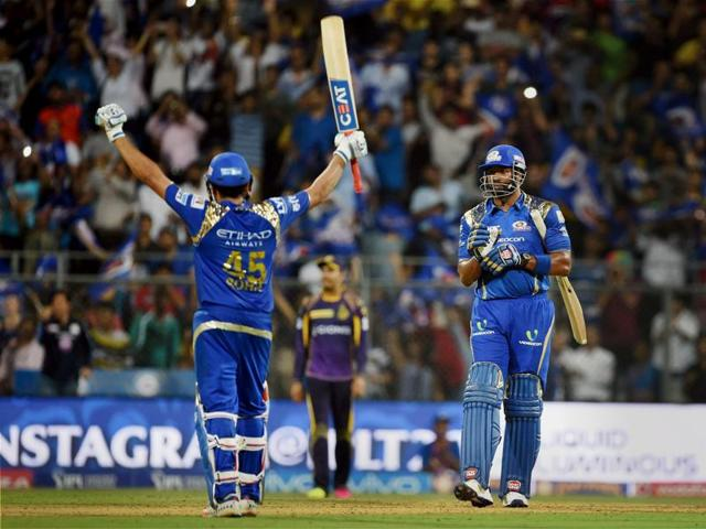 Mumbai Indians will play their home matches at Visakhapatnam after the IPL Governing Council decided that it can share the venue with Rising Pune Supergiants.(PTI)