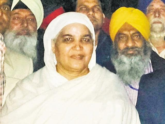 """""""The Goa visit, of which I was also a part, was very fruitful, but since I want Akali women workers to have a religious bent of mind, we'll gather at a gurdwara,"""" said party's women's wing president Bibi Jagir Kaur."""
