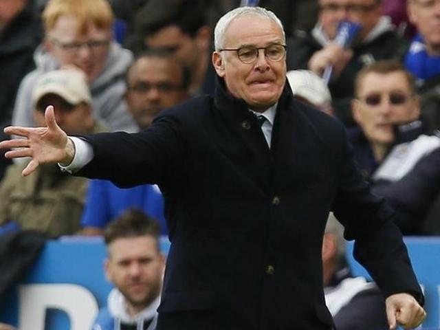 Claudio Ranieri,Leicester City,Tottenham