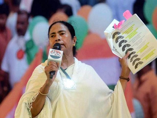 Mamata Bannerjee,Trinamool Congress,West Bengal polls