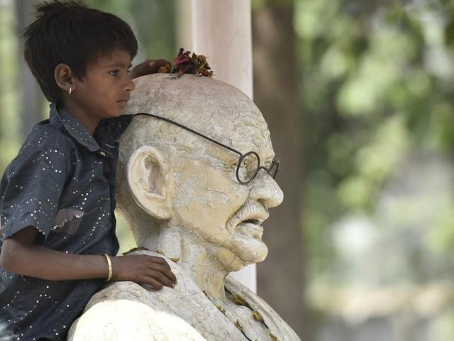 Mahatma Gandhi,Champaran,Satyagraha