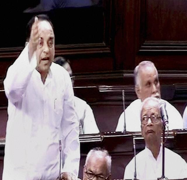 As Subramanian Swamy and Congress members continued to spar over AgustaWestland chopper deal in Rajya Sabha, Deputy Chairman P J Kurien  on Monday  said the Chair has not authenticated or approved any document tabled by the recently nominated MP in support of his statements on the issue.