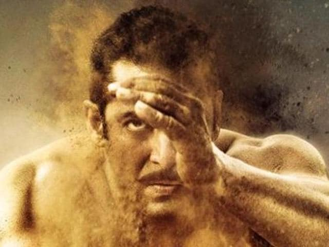 The Dhunki hitmaker said that the composition of the song for Sultan has a dash of folk.