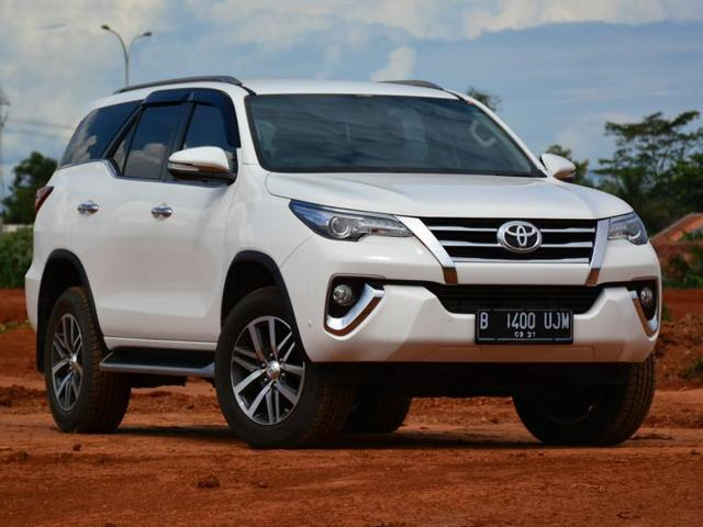 Unfortunately For Rivals Toyota Fortuner Gets Even More