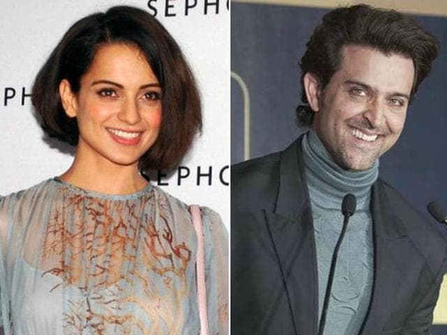 """Kangana Ranaut's lawyer Rizwan Siddiqui questioned the """"genuineness of the entire complaint lodged by Hrithik Roshan""""."""