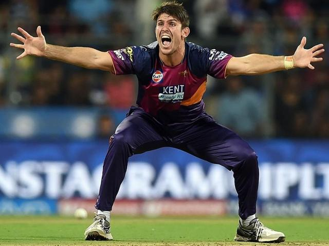 After Kevin Pietersen and Faf du Plessis, Mitchell Marsh became the third player from Rising Pune Supergiants to be ruled out of the IPL.