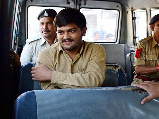 Hardik Patel will be freed after nearly 200 days in jail.