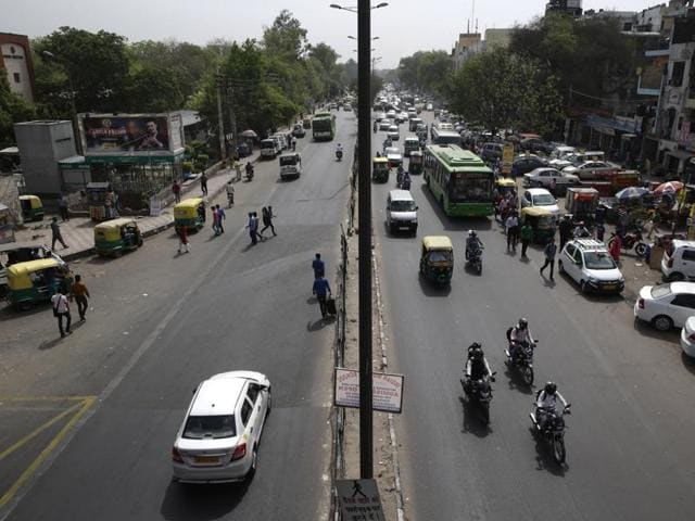 Confusion prevailed in Gurgaon among taxi drivers and residents after the Supreme Court decided to ban diesel cabs from entering Delhi-NCR from May 1. (AP Photo/Saurabh Das)