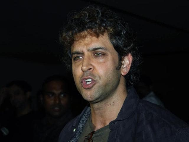 Bollywood actor Hrithik Roshan took to Twitter expressing displeasure over the anti-Kangana trend.