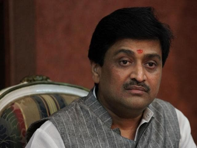 Ashok Chavan said PM Modi 'should first love India and live in India, and then he should say Make In India'.