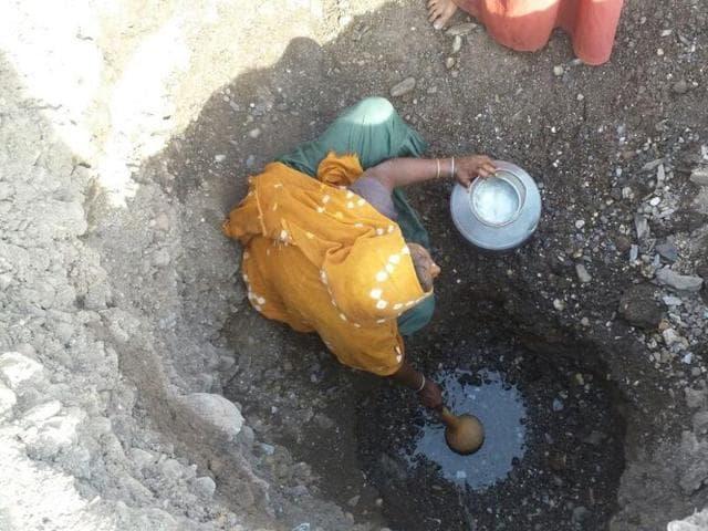water crisis in Madhya Pradesh
