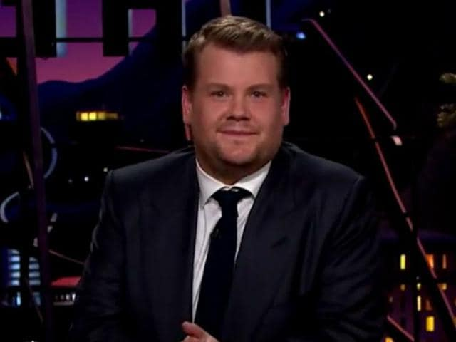James Corden,The Late Late Show,YouTube