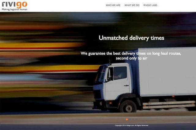 Rivigo,Logistics,Deepak Garg