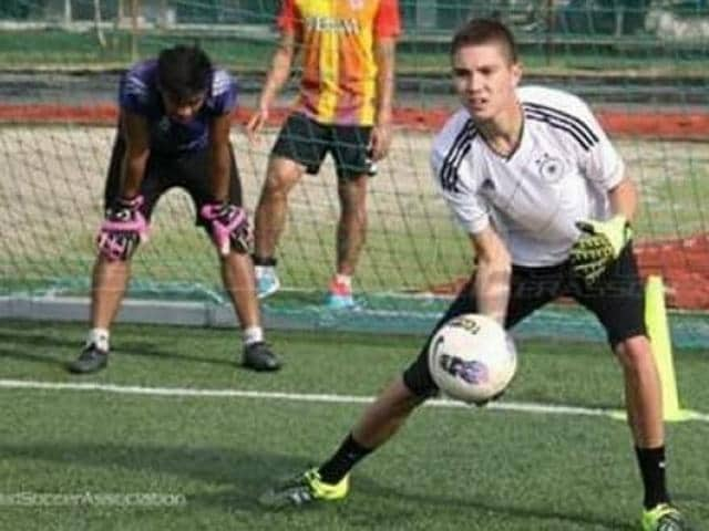 Stefan Petrovski, an 18-year-old reserve keeper for second tier side Melaka United, had been in a coma in intensive care since being struck by lightning when standing near goalposts.