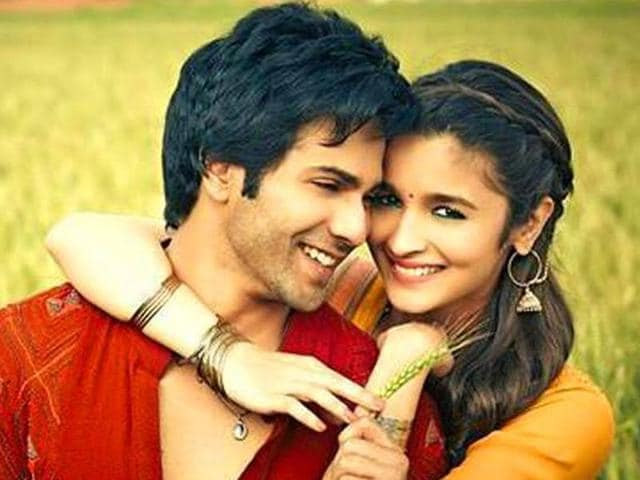Alia Bhatt and Varun Dhawan played the lead roles in Humpty Sharma Ki Dulhaniya.